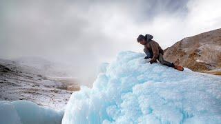 winter in ladakh episode 2 a camping trip to puga