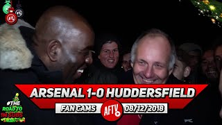 Arsenal 1-0 Huddersfield | We Had No Creativity Today & Needed Ozil! (Claude)
