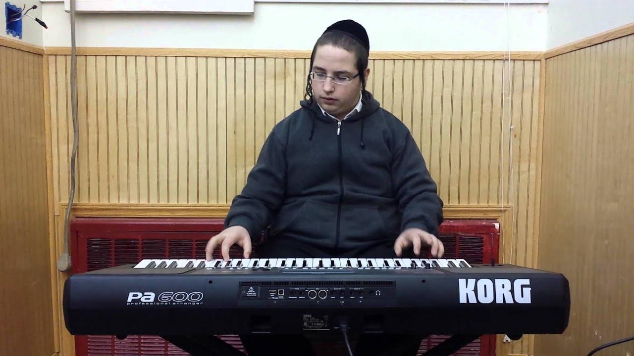 Mayer gross playing baruch levine uforatzto