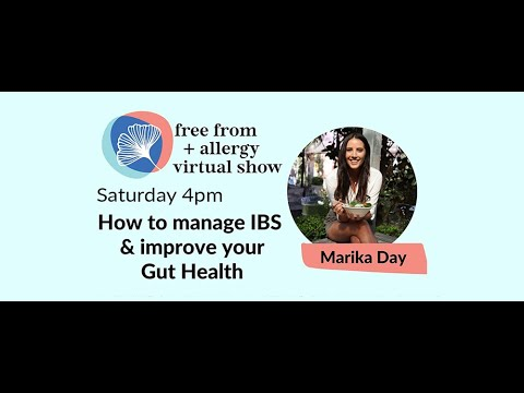 How to manage IBS and improve your gut health with Marika Day
