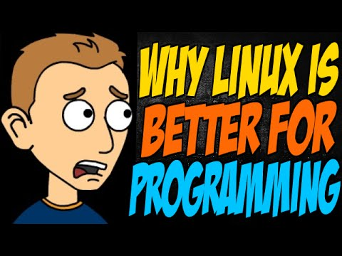 Why Linux is Better for Programming