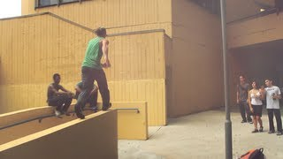 Parkour Jam - Parkour and Freerunning in Miami