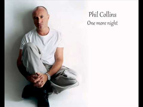 Phil Collins - One More Night *HQ*