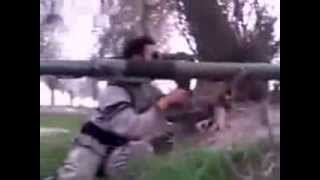M 79 OSA crew blown to bits by SAA