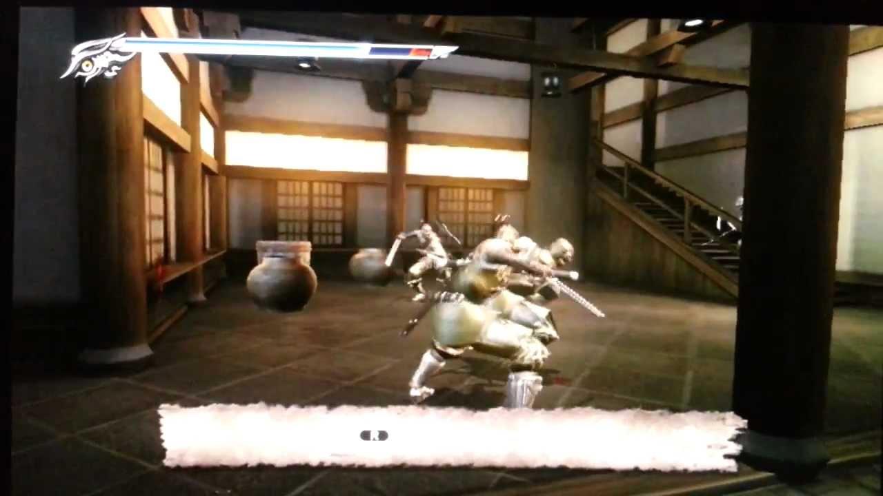 Ninja Gaiden Sigma 2 Plus Ps Vita Gameplay Youtube