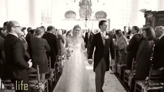 Klooster - Bruiloft in de Oude Jeroenskerk te Noordwijk