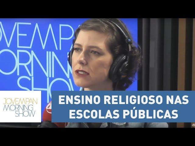 STF vota por ensino religioso confessional nas escolas públicas