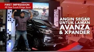 First Impression All New Suzuki Ertiga Sport