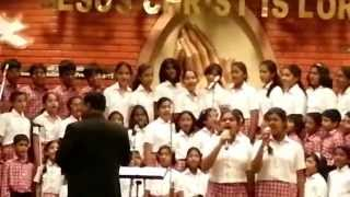 Thank you for the cross Lord with Glorious Choir