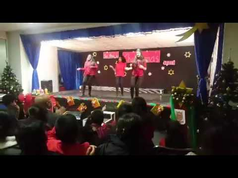 St.joseph's international college(milan italy) annual christmas celebration 23-12- 2016(part 05)