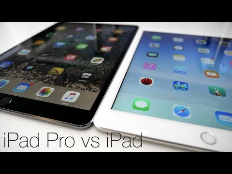 iPad Pro vs iPad - Which One Should You Choose?
