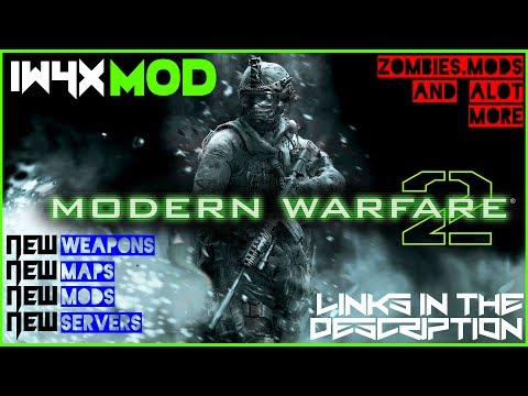 Modern Warfare 2 - IW4X Cracked Multiplayer Online - February 2018