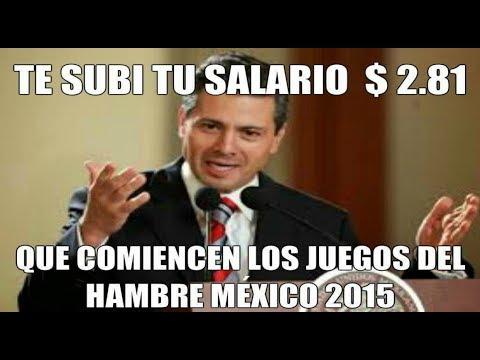 Memes Salario Minimo Mexico 2018 Youtube