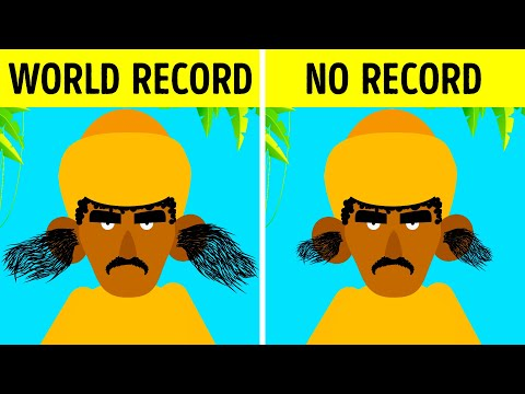 14 Unbeatable Records No One Is Able to Repeat