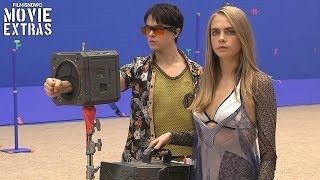 Valerian and the City of a Thousand Planets | All Release Bonus Features [Blu-Ray/DVD 2017]