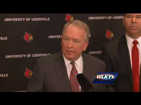 UofL men's basketball loses appeal, must vacate wins, title