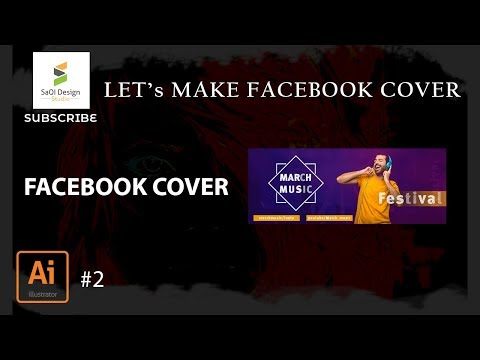Make Awesome Facebook Cover Just in 10 Minute