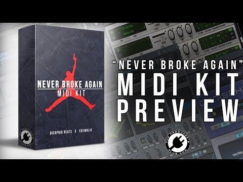 NBA Youngboy MIDI Kit -