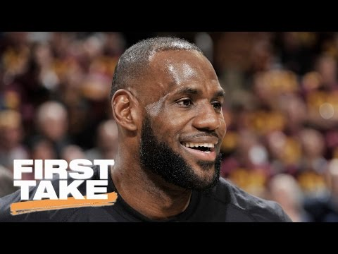 Can The Cavs Win Without LeBron James? | First Take | May 22, 2017