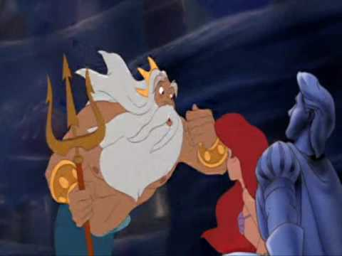 Let The Monster Rise {Triton/Ariel}