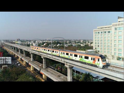 NAGPUR METRO | AQUA LINE | ROLE MODEL FOR NEW & MODERN INDIA