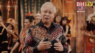 Raikan bersama perayaan Kaamatan, Gawai - PM