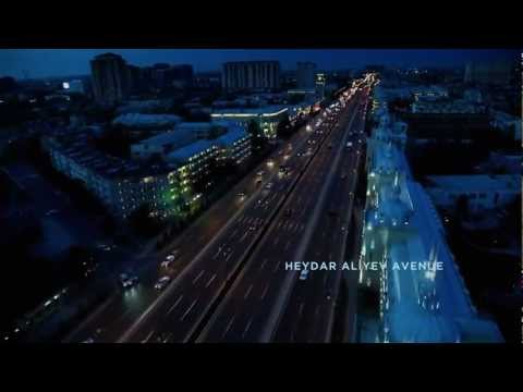 город Баку Baku 2012  2013
