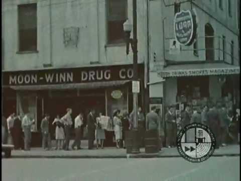 Athens, Georgia Town Film (1947)