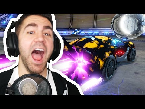INSANE GAME ENDING - Rocket League Part 67 - Funny Moments