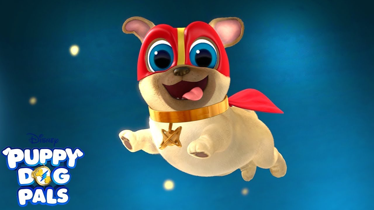 Captain Dog Music Video Puppy Dog Pals Disney Junior Youtube
