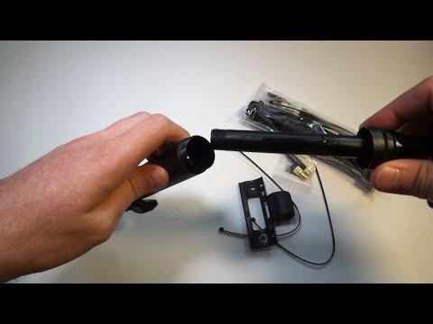 Ручной насос для велосипеда