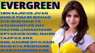 Evergreen Song : सदाबहार हिंदी गाने | Old Hindi Songs | Kumar Sanu, Alka Yagnik & Udit Narayan