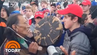 Teens From Confrontation Video With Native American Speak Out | TODAY
