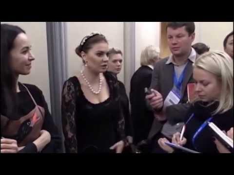 Kabaeva Leaves Russian Duma: Putin's rumored lover becomes pro-Kremlin media executive