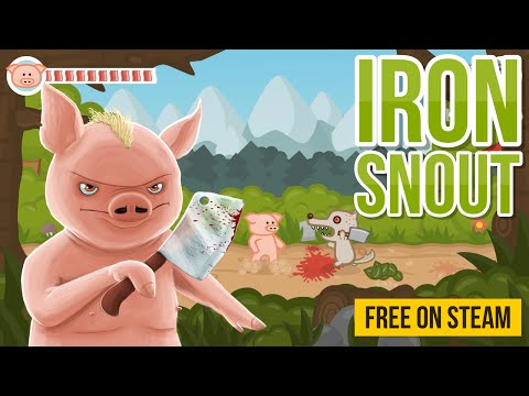 Iron Snout Steam Gameplay