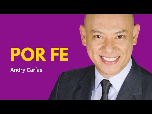 Por Fe - Álbum Por Fe - Andry Carías - Guatemala - C3