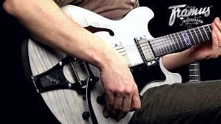 FRAMUS & WARWICK Artists: Devin Townsend on his Framus Guitar