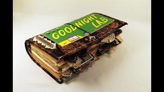 Goodnight Lab - a junk journal TN