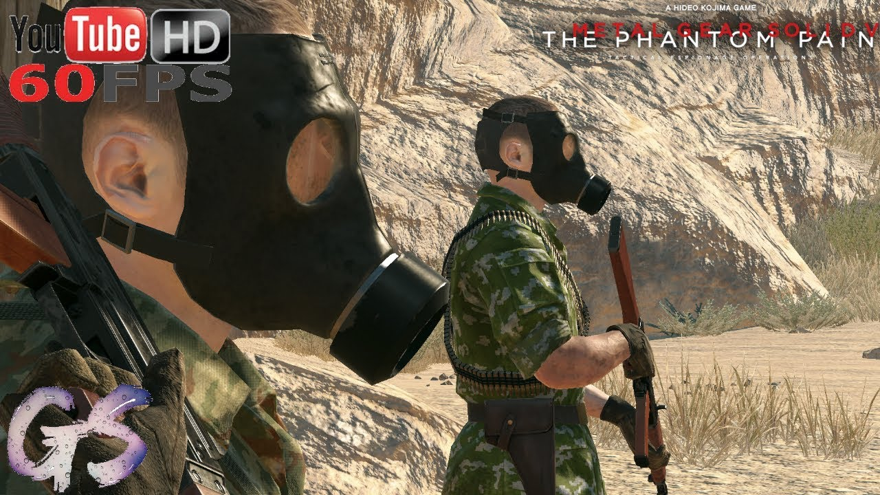 Soldier Parameters - Infinite Heaven MOD I Metal Gear Solid V: The Phantom  Pain