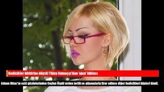 Kedicikler birbirine düştü! Tülay Kumaşçı'dan 'ajan' iddiası
