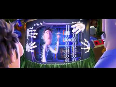 My Favorite Barry Strawberry Cute Speech Cloudy with a Chance of Meatballs 2