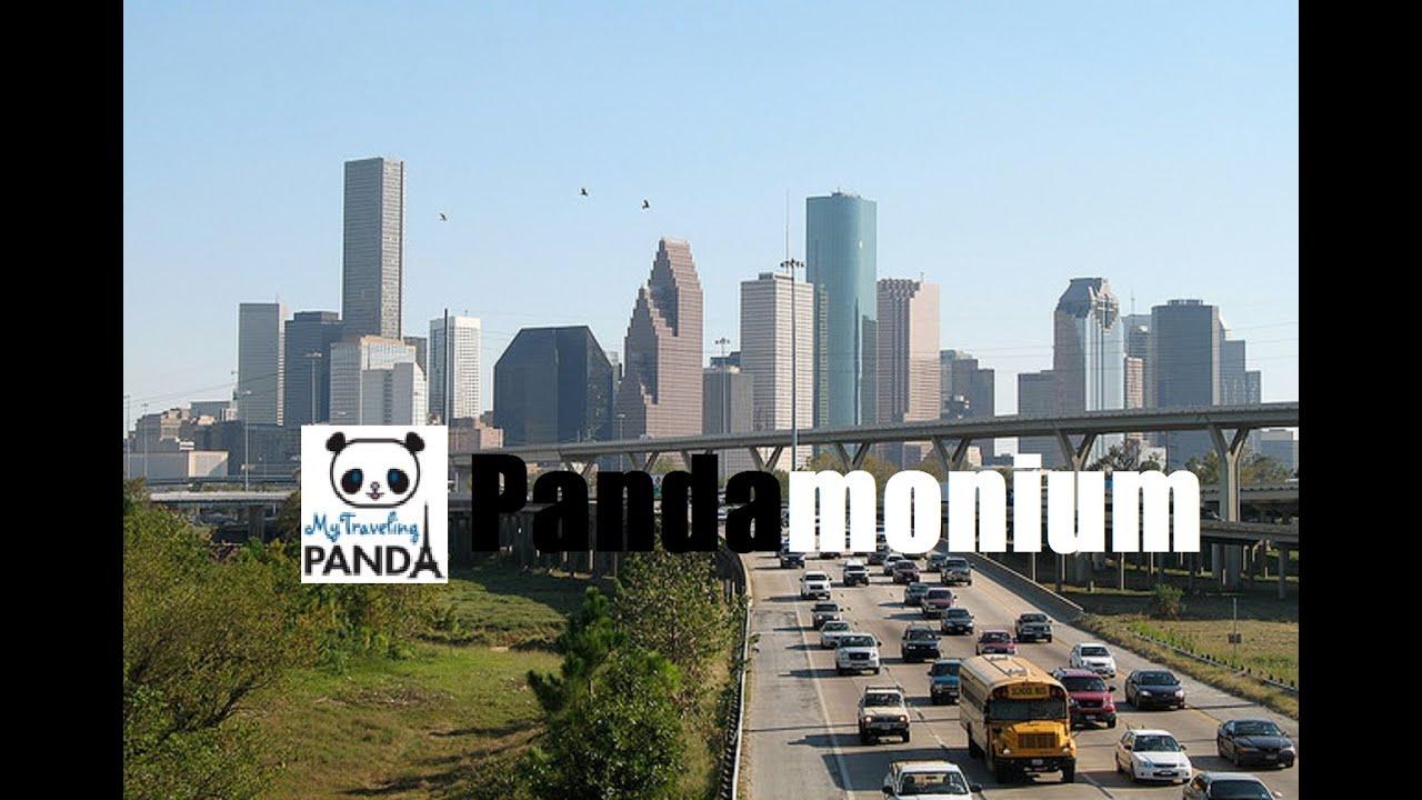 San Antonio Rv Trip Drive Through Houston Texas 10 Youtube