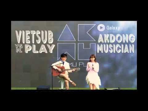 [Lyrics+Vietsub] Galaxy - Akdong Musician
