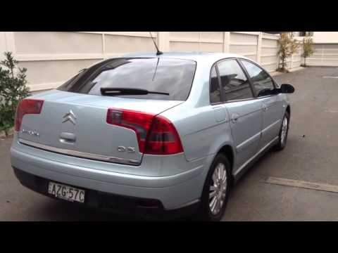 2006 citroen c5 sx hdi hatchback azg57c bcc youtube. Black Bedroom Furniture Sets. Home Design Ideas
