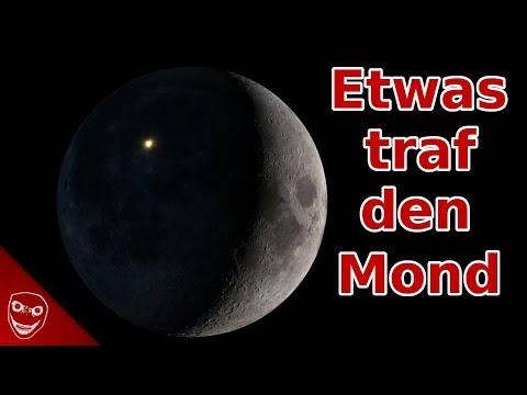 #YouTubeDown! Zeigte ein Livestream wie ein UFO mit dem Mond kollidierte?
