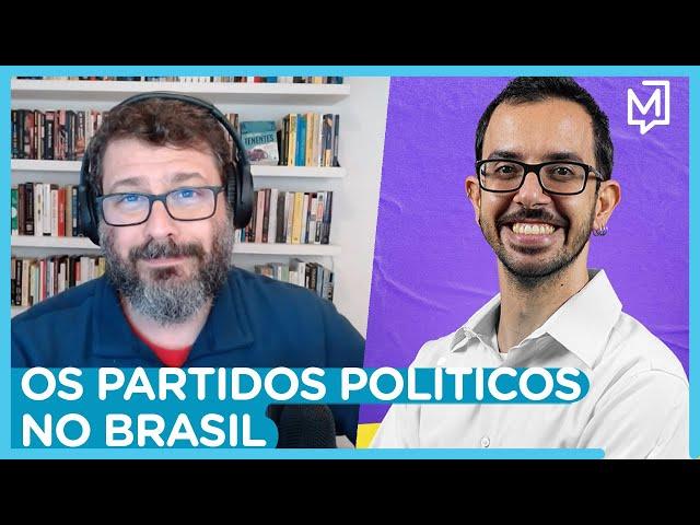 Conversas: Rafael Moreira estuda os partidos políticos brasileiros e o bloco do centrão