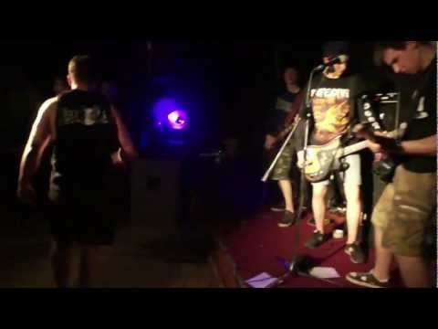 Burnt x Cross - Live Barnaul 10.02.2013