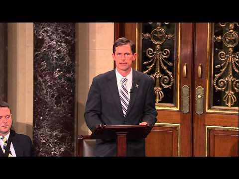 Sen. Martin Heinrich speaking against the Patriot Act