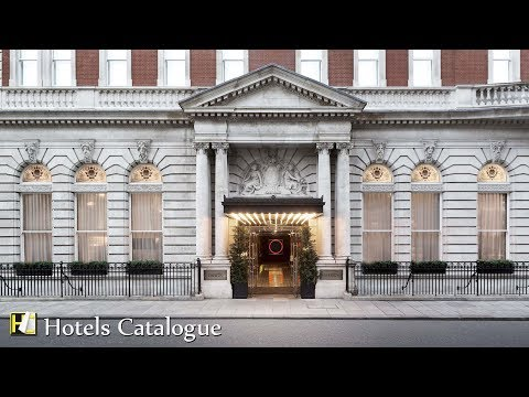 The London EDITION Hotel Overview - 5 Star Luxury Boutique Hotel in Soho London