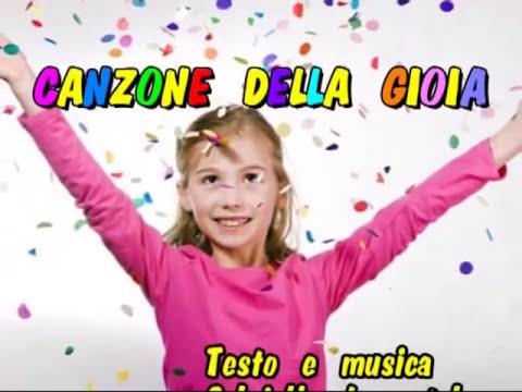 CANZONE DELLA GIOIA di Gabriella Locuratolo